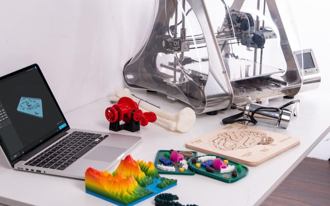 3D Printing & Digital Fabrication